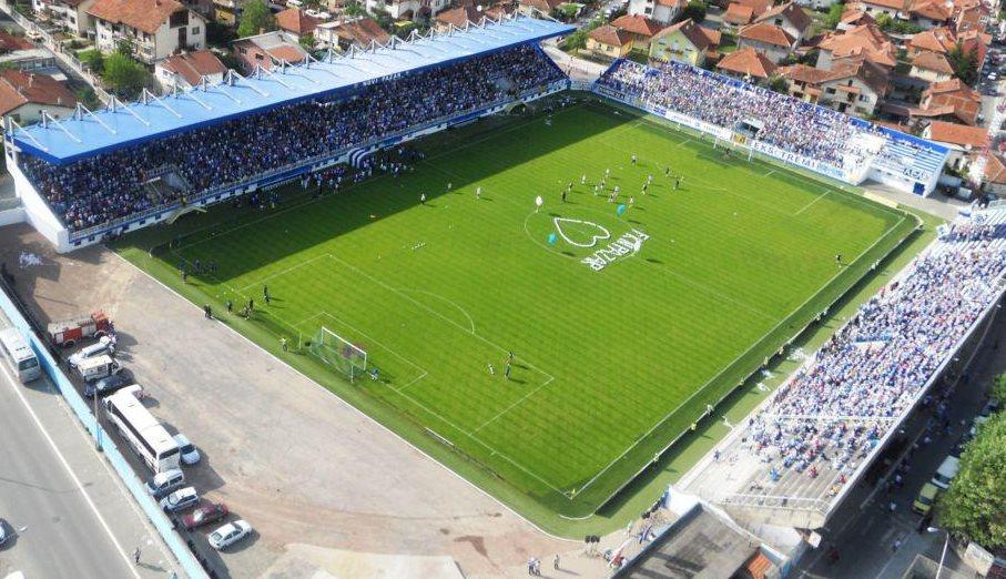 fk novi pazar stadion