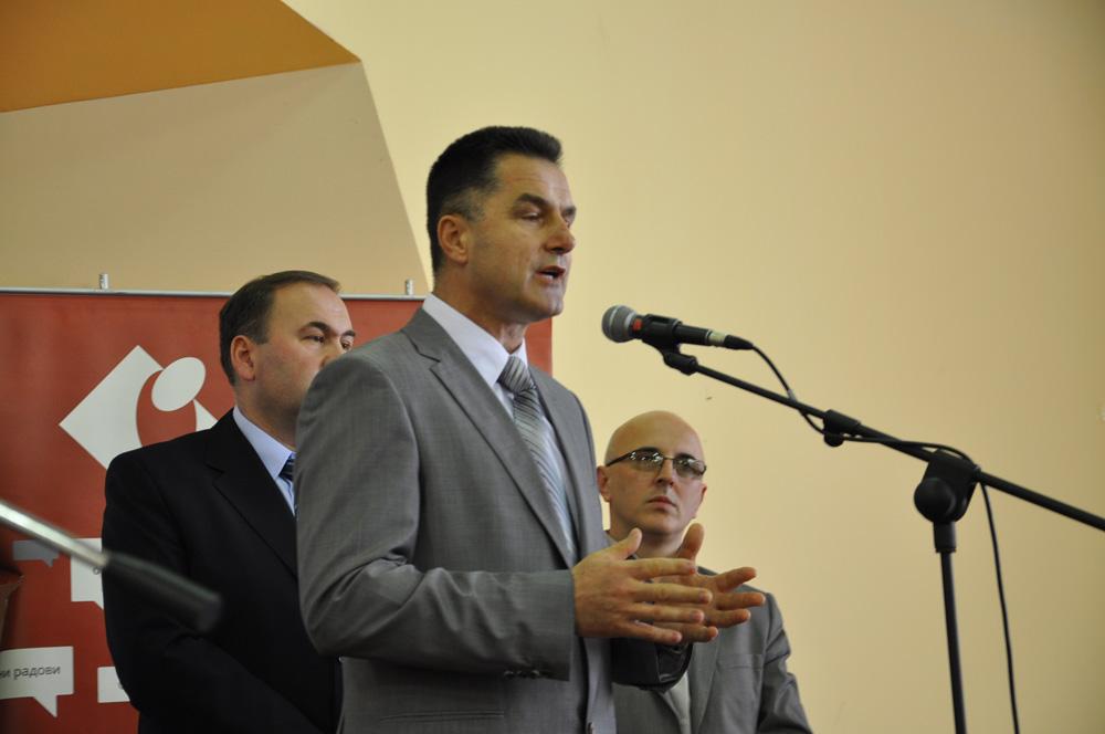Biševac – Sportski objekat  u Eroziji biće bogatiji za još dva terena