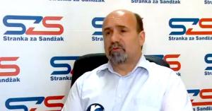 predsednik SZS Fevzija Murić