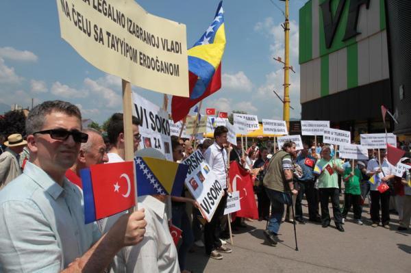protest u zenici AA FOTO