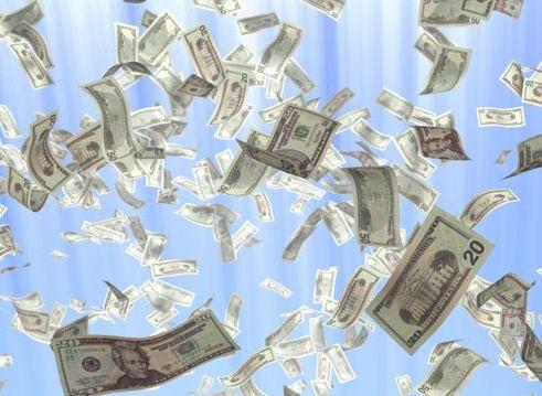 money rain big