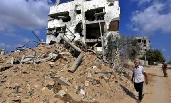 Nastavljeno bombardovanje Gazze