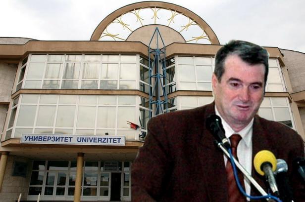 """Bahati rektor DUNP Miladin Kostić pretio profesoru """"Za 100 evra glava se može izgubiti"""""""