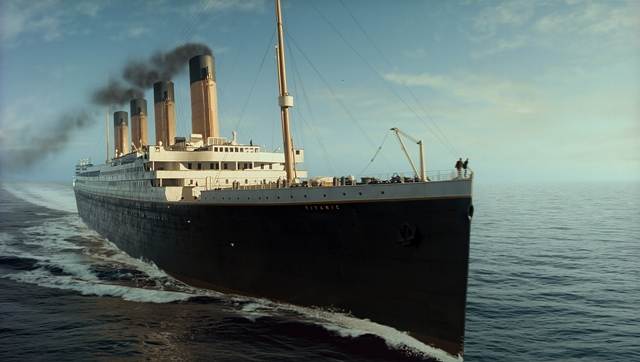 Film Review Titanic 3-D