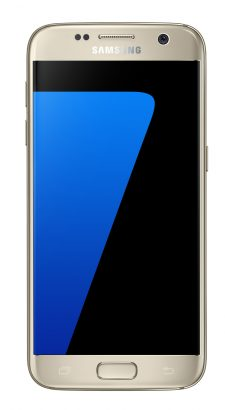 Galaxy-S7-Gold-Platinum-Front