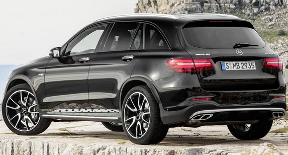 na sajmu u njujorku predstavljen mercedes amg glc43 4matic. Black Bedroom Furniture Sets. Home Design Ideas