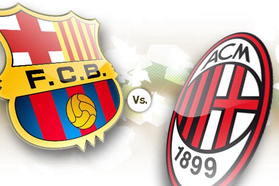 Barcelona-AC-Milan