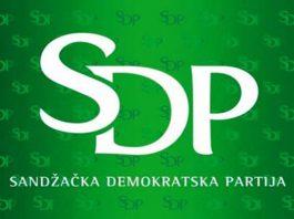 SDP LOGO STRANKE