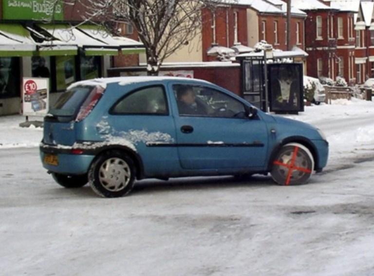 Carapa za automobil