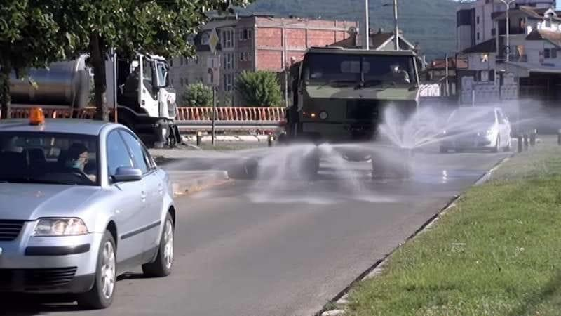 novi-pazar:-u-toku-dezinfekcija-grada