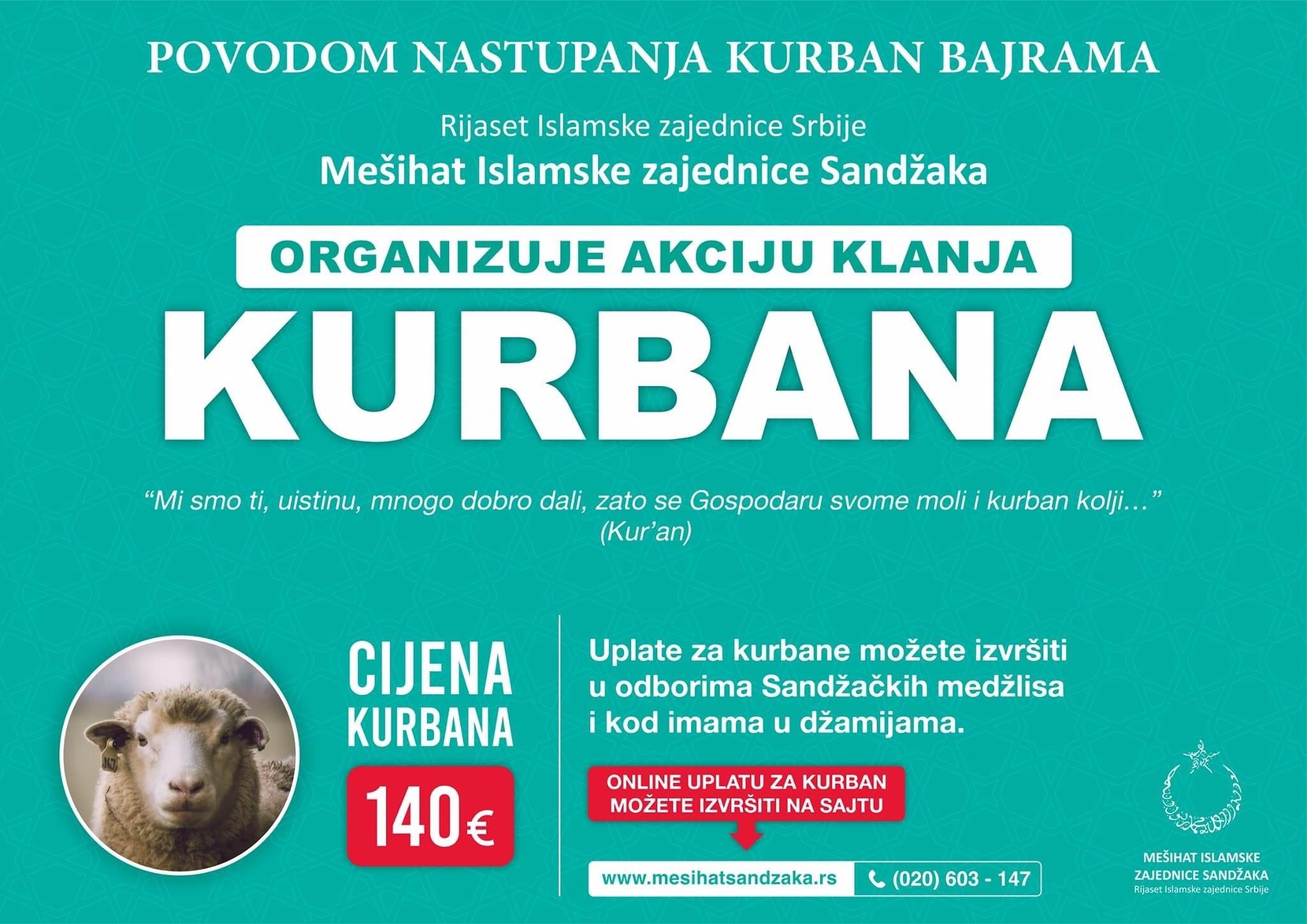 mesihat-sandzaka:-kurban-140-evra,-uplate-i-putem-pejpala