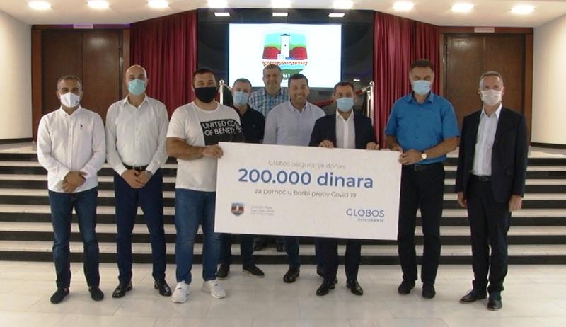 """od-""""globos-osiguranja""""-200.000-dinara-za-pomoc-u-borbi-protiv-korona-virusa"""