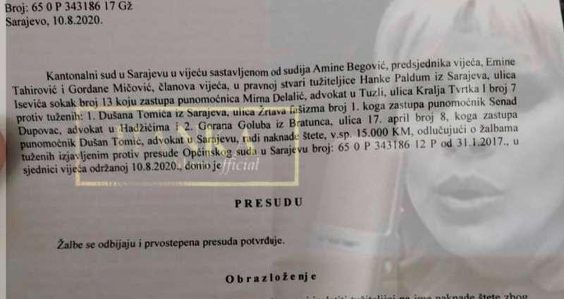 sud-dokazao-da-hanka-paldum-nije-mucila-zatvorenike-tokom-rata!