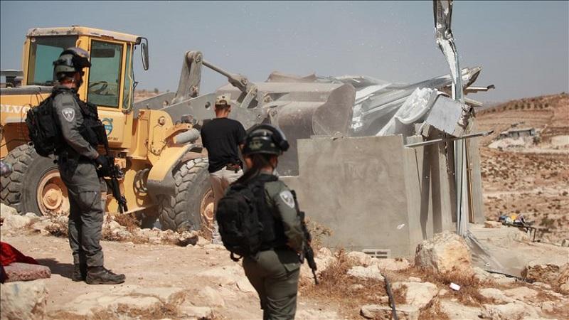 izraelske-snage-srusile-jos-sedam-palestinskih-kuca-na-okupiranoj-zapadnoj-obali