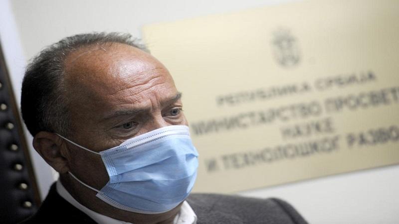 ministar-sarcevic-o-koroni-u-skolama:-zarazen-51-ucenik-i-7-zaposlenih