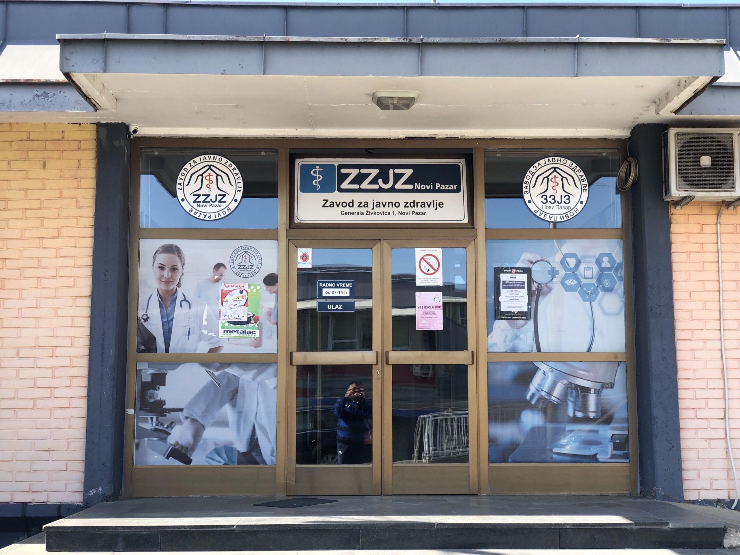 zzjz-novi-pazar:-sest-novozarazenih-za-24-sata