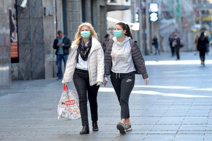 oko-41%-ispitanika-ne-plasi-se-virusa,-oko-70%-nosi-maske