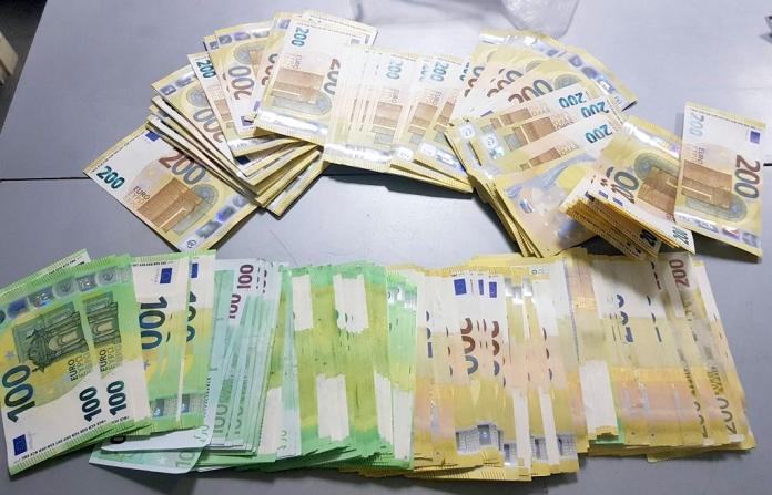 uprava-carine:-zaplenjeno-6-miliona-evra-od-pocetka-godine