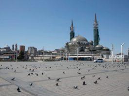 "turska:-prvo-""zakljucavanje""-tokom-vikenda-od-maja"
