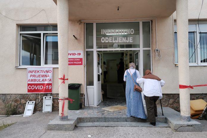 novi-pazar:-jos-15-hospitalizovanih,-ukupno-153,-dva-smrtna-ishoda