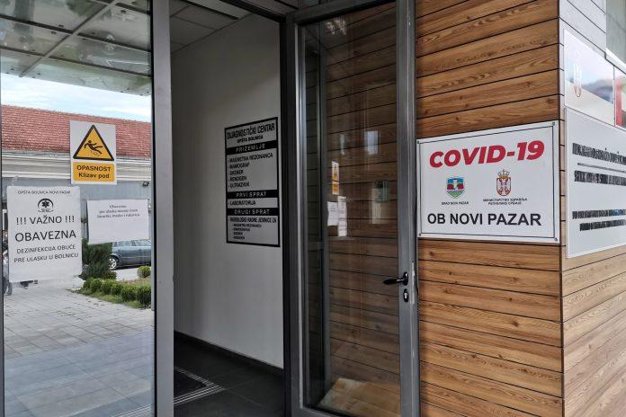 zzjz-novi-pazar:-u-poslednjih-pet-dana-74-osobe-zarazene-koronom