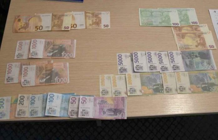 mup:-rasvetljena-dva-slucaja-falsifikovanja-novca