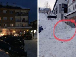 sneg-sa-krova-zgrade-na-zabljaku-pao-i-zatrpao-zenu-i-dete