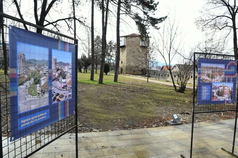 "ministarka-matic-prisustvovala-reviji-i-izlozbi-ispred-narodne-biblioteke-""dositej-obradovic"""