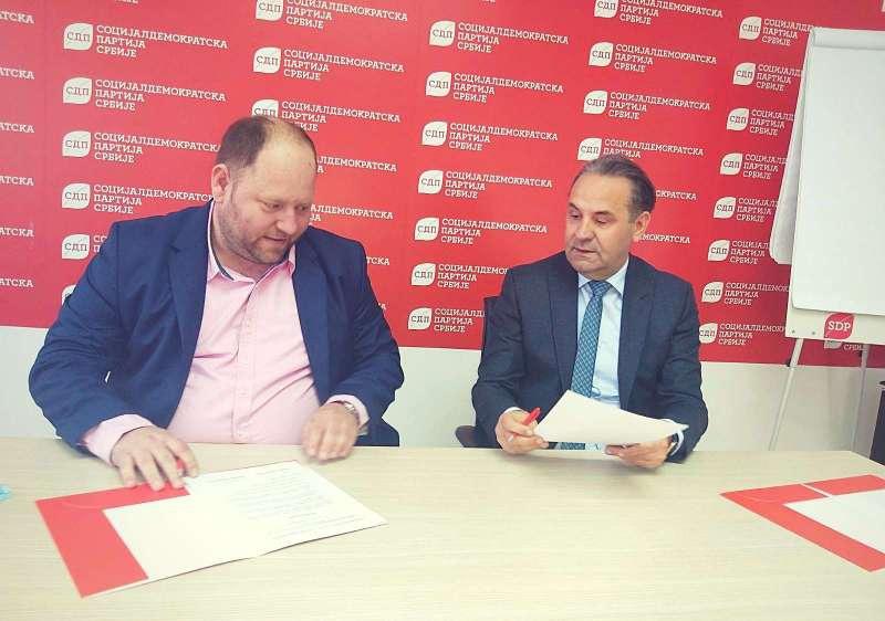 "sdps-i-gradjanski-pokret-""kragujevacka-prica""-potpisali-sporazum-o-saradnji"