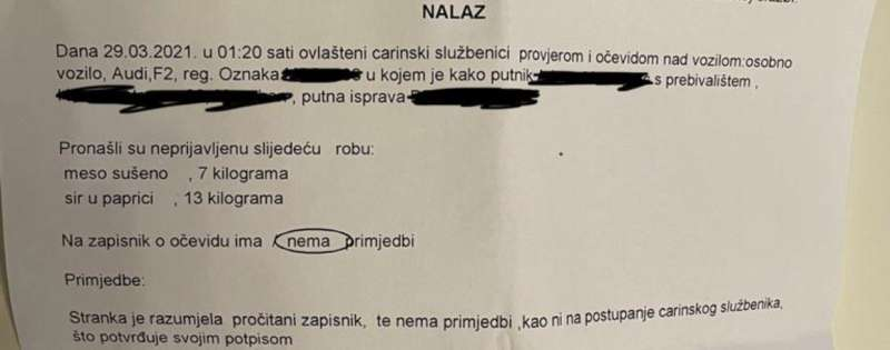 na-ulasku-u-hrvatsku,-sandzaklije-masovno-kaznjavaju-zbog-suhomasnatih-proizvoda