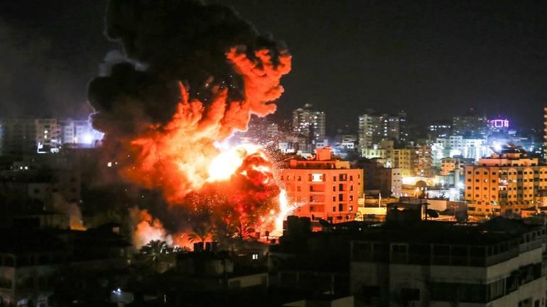 izrael-ponovo-bombardovao-pojas-gaze
