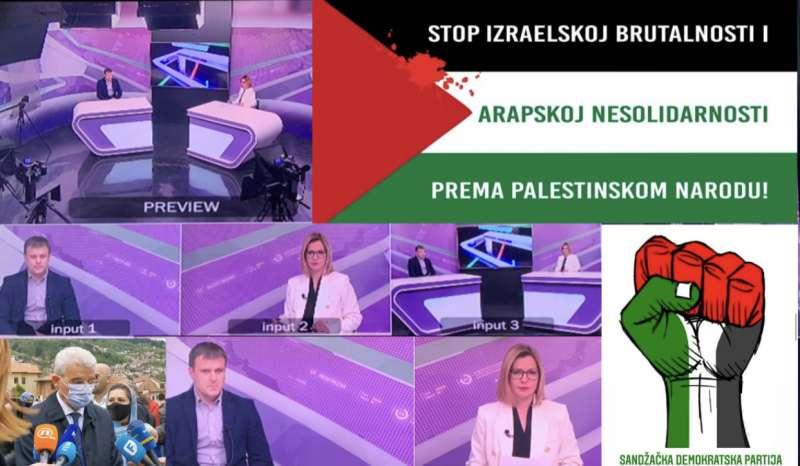 memic:-ujedinimo-se-u-podrsci-za-prestanak-razaranja-i-ubijanju-naroda-palestine