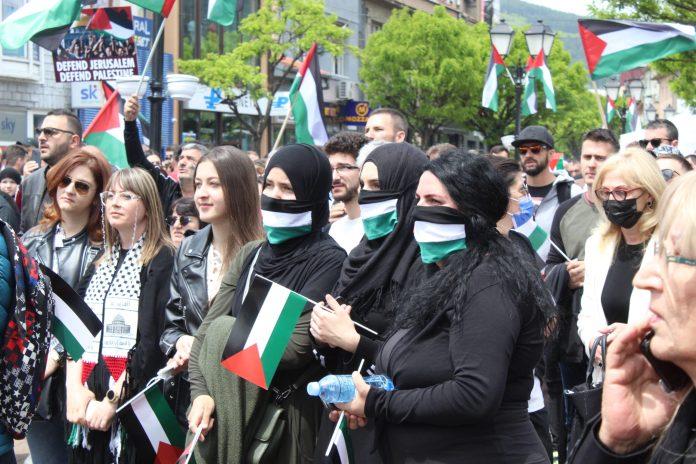 vise-hiljada-gradjana-novog-pazara-na-skupu-podrske-narodu-palestine-(foto+video)