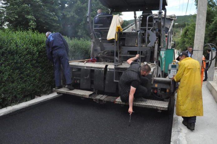 novi-pazar:-asfaltirana-dubrovacka-420-u-selakovcu