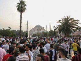 hiljade-ljudi-klanjalo-bajram-namaz-u-aja-sofiji