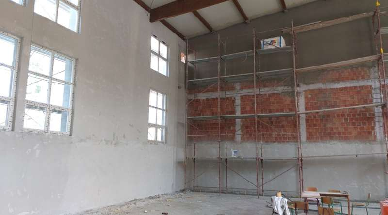 "novi-pazar:-izgradnja-fiskulturne-sale-u-skoli-""jovan-jovanovic-zmaj""-tece-planiranom-dinamikom"