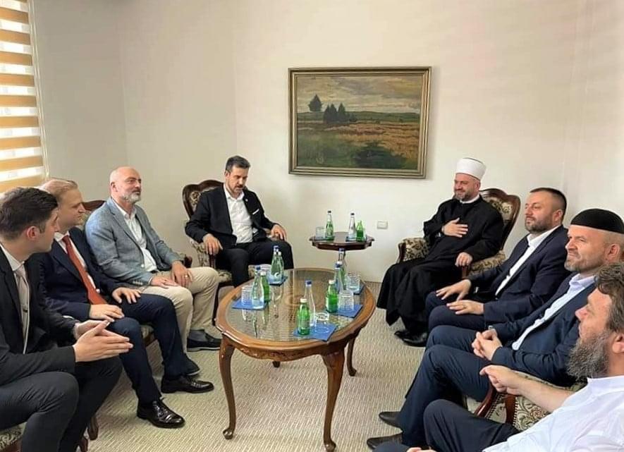 turska-delegacija-u-poseti-rijasetu-islamske-zajednice-srbije