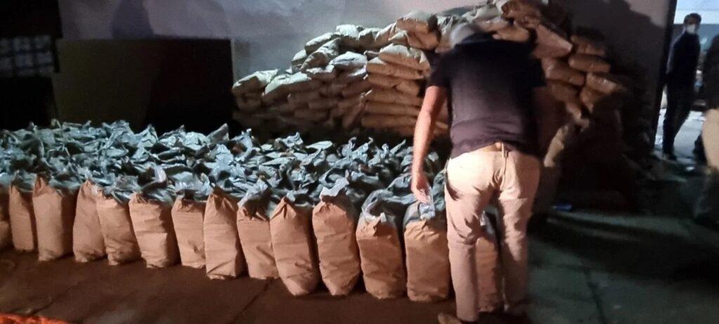 najveca-zaplena-kokaina-u-istoriji-paragvaja!-3,4-tone-sakrivene-u-skladistu-za-secer