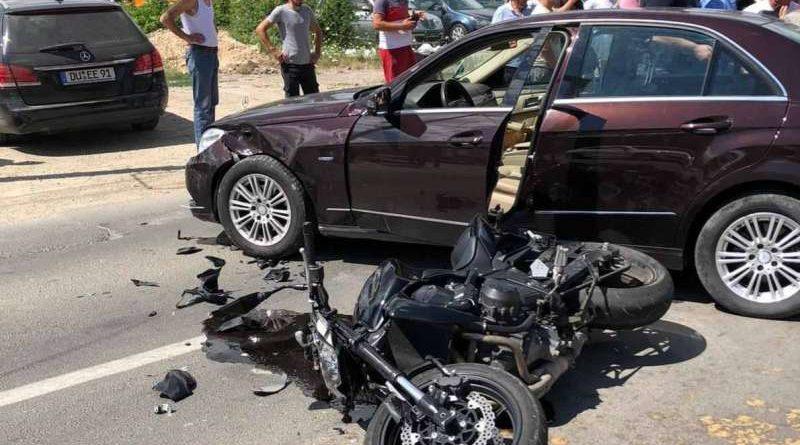 """povredjen-motociklista-u-udesu-kod-""""stiga"""""""