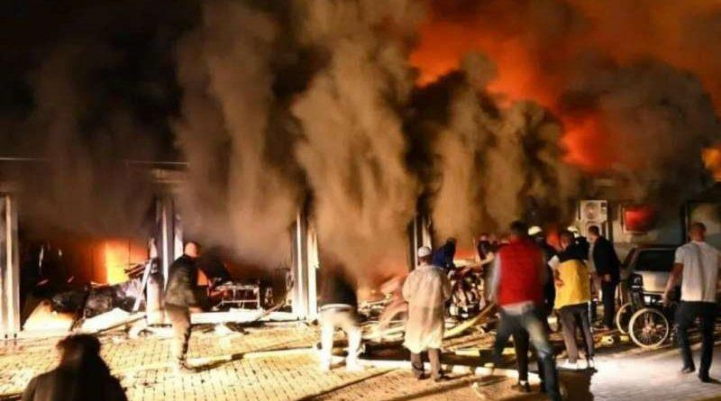 makedonija:-najmanje-14-mrtvih-u-pozaru-u-kovid-bolnici