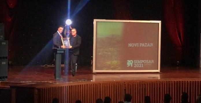 sarajevo:-gradonacelniku-novog-pazara-specijalna-nagrada-simposara